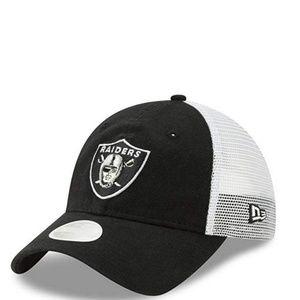 NEW ERA Oakland Raiders Women's Snapback HAT
